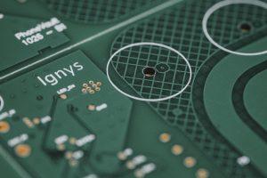 Ignys PCB Design layout