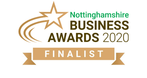 Nottingham Business awards logo