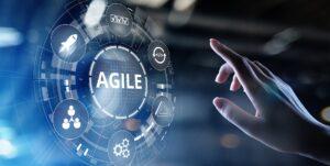 Agile,Development,Methodology,Concept,On,Virtual,Screen.,Technology,Concept.
