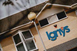Ignys office in Nottingham UK